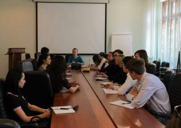 Собрание Совета Студенческого научного общества КФУ
