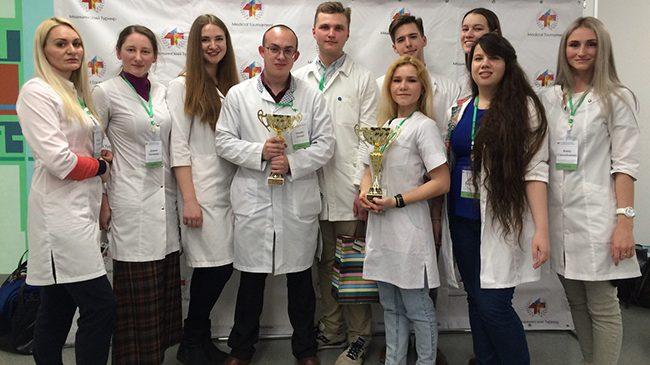 Студенты Медакадемии — победители  Международного конкурса