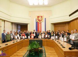 Представители КФУ получили премии и гранты Государственного Совета РК